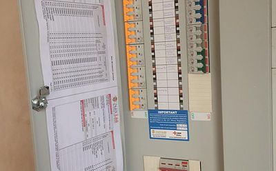 Electrical Contractors | Sample Work