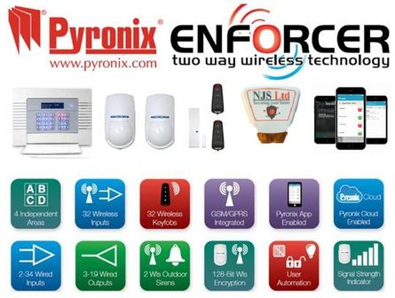 Pyronix Enforcer Wireless